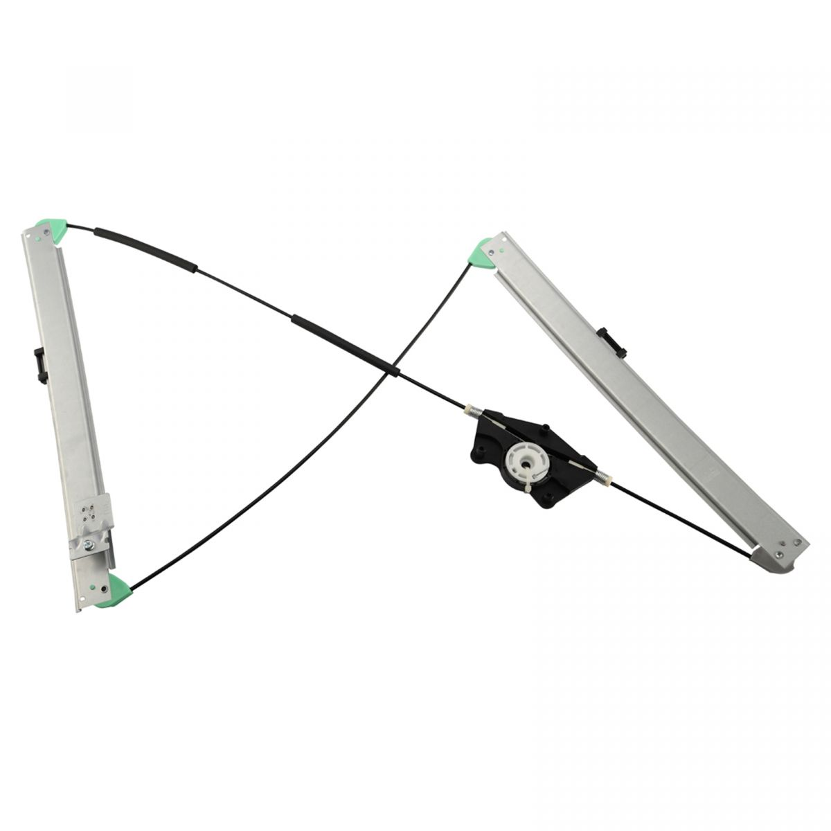 Front power window regulator driver side left lh new for for Power window motor replacement cost