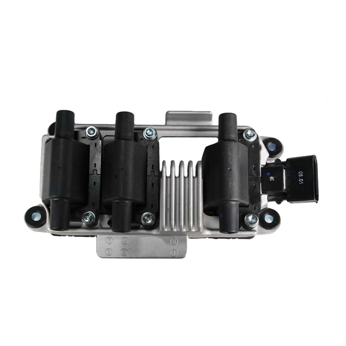 Ignition Coil Order: Ignition Coil Pack For Audi A4 A6 VW Passat 2.8L V6