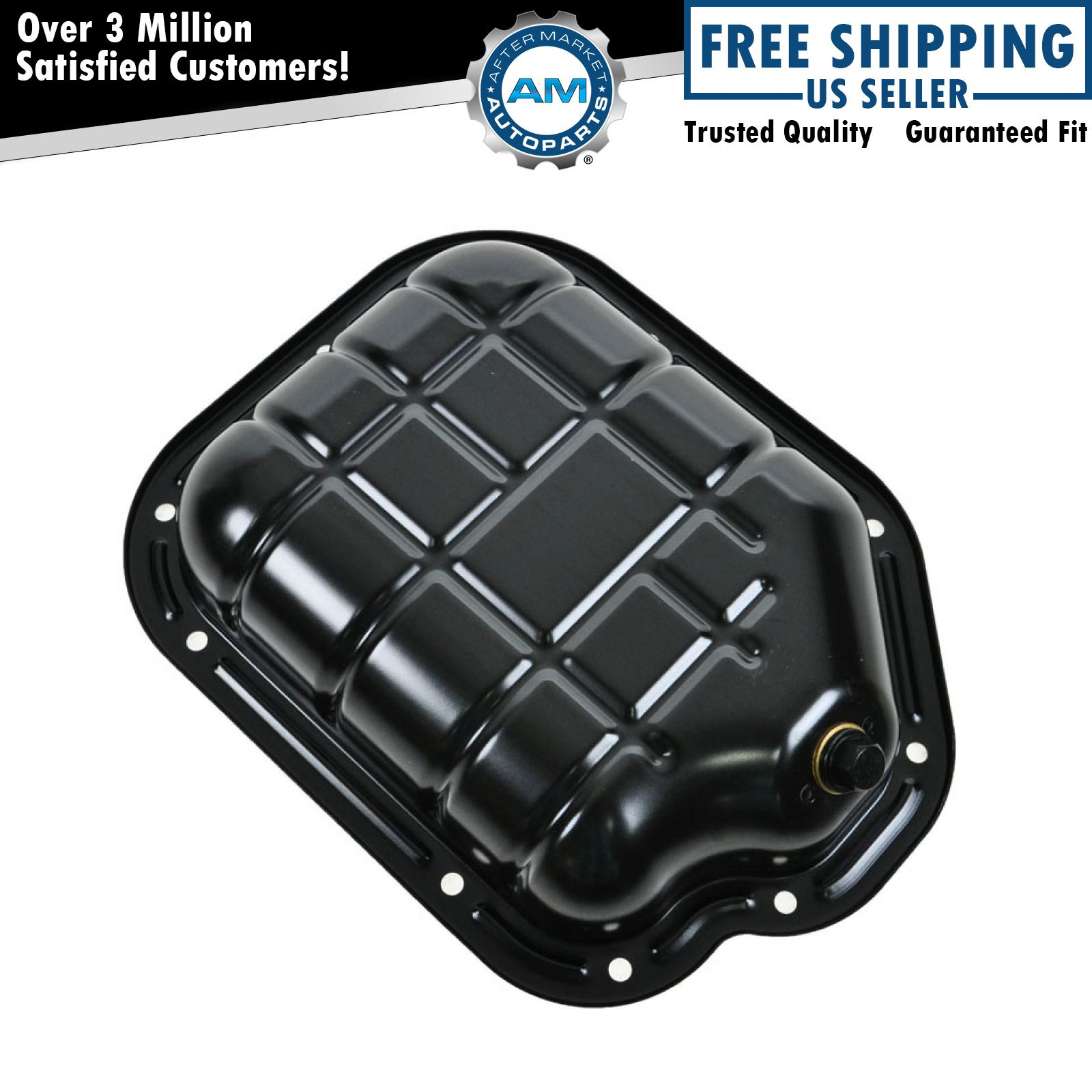 lower engine oil pan new for nissan altima maxima murano quest infiniti i30 i35 ebay. Black Bedroom Furniture Sets. Home Design Ideas