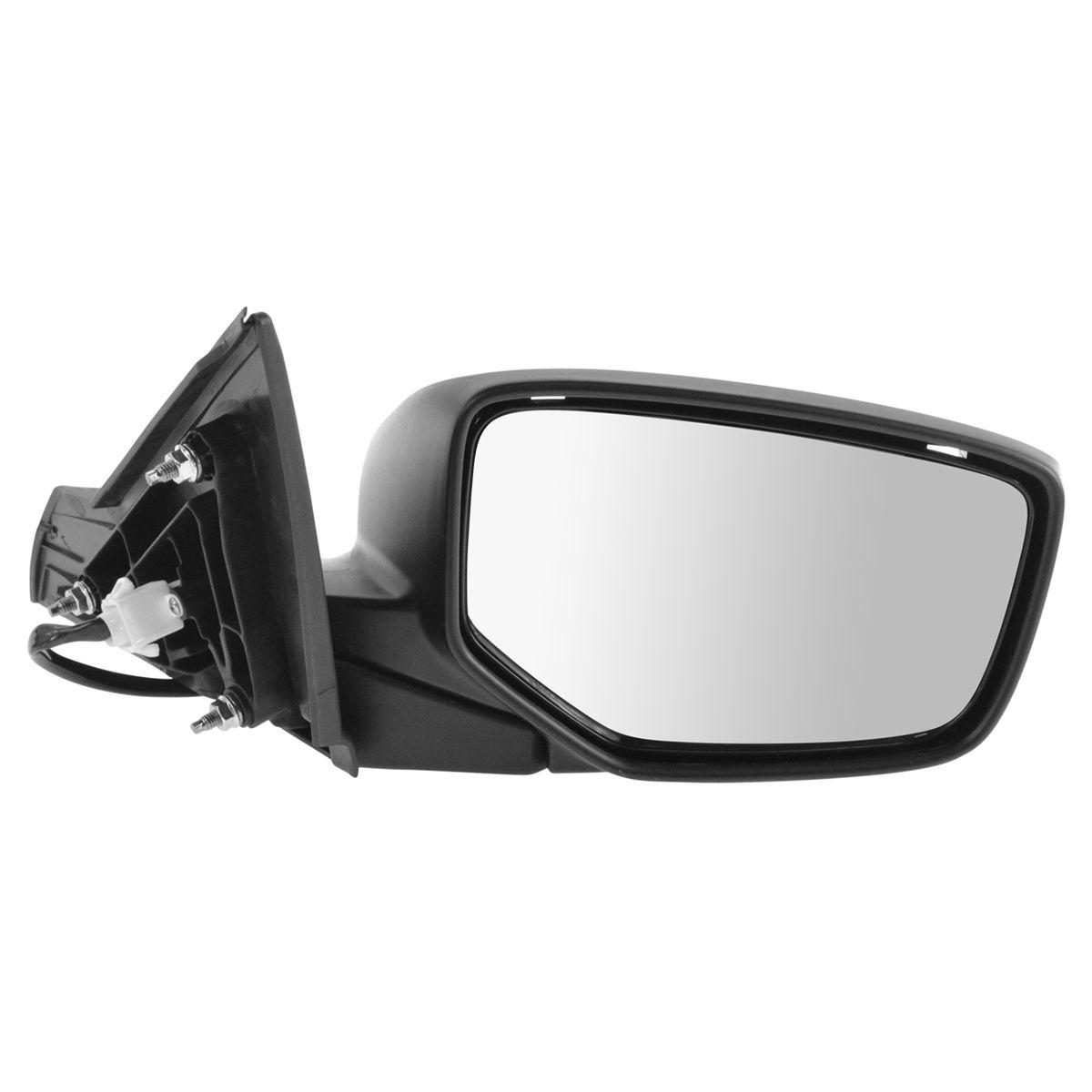 Power Mirror LH Left Driver Side for Honda Accord 4dr Sedan