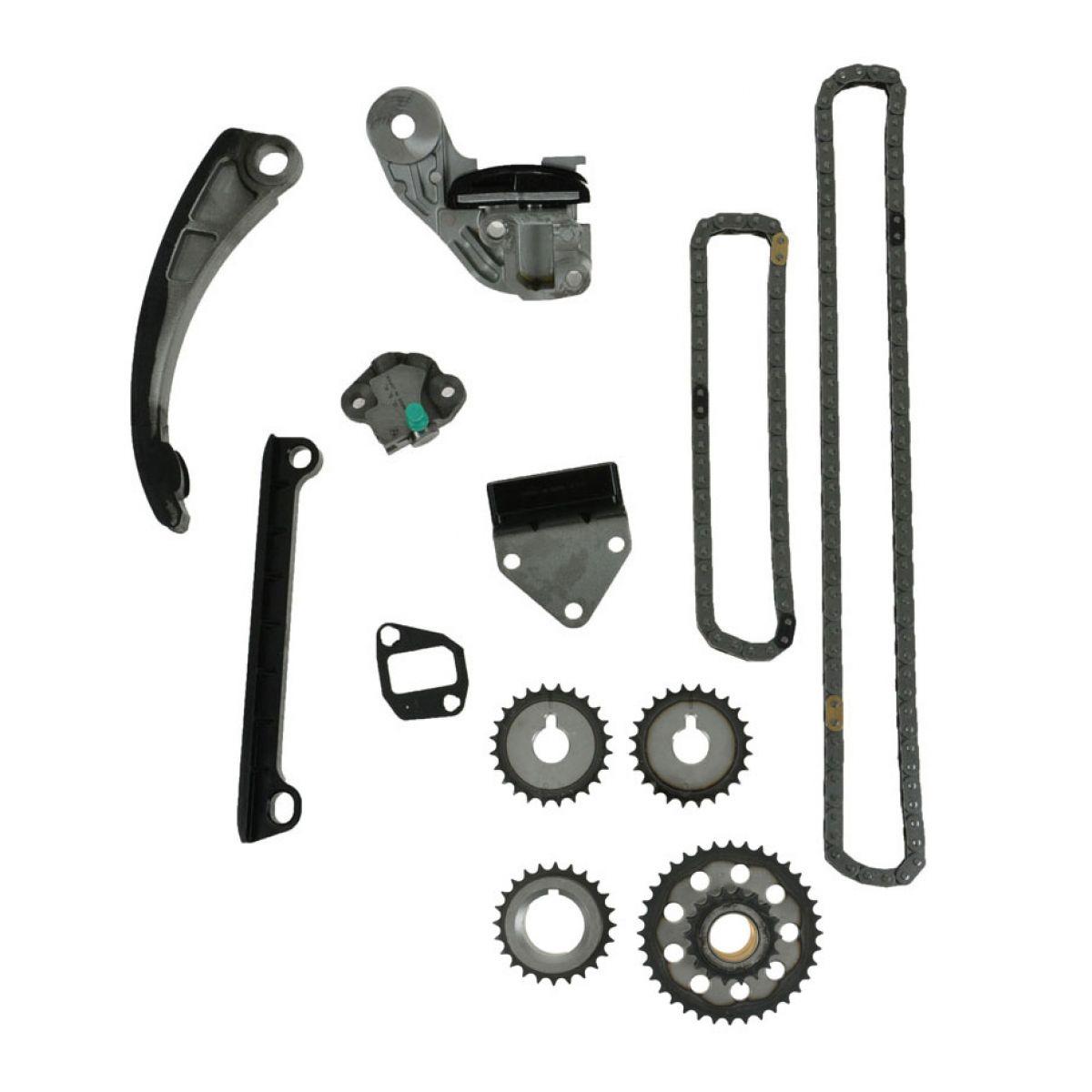 2001 Chevrolet Tracker Camshaft: Timing Chain & Sprocket Set Kit For Tracker Aerio Sidekick