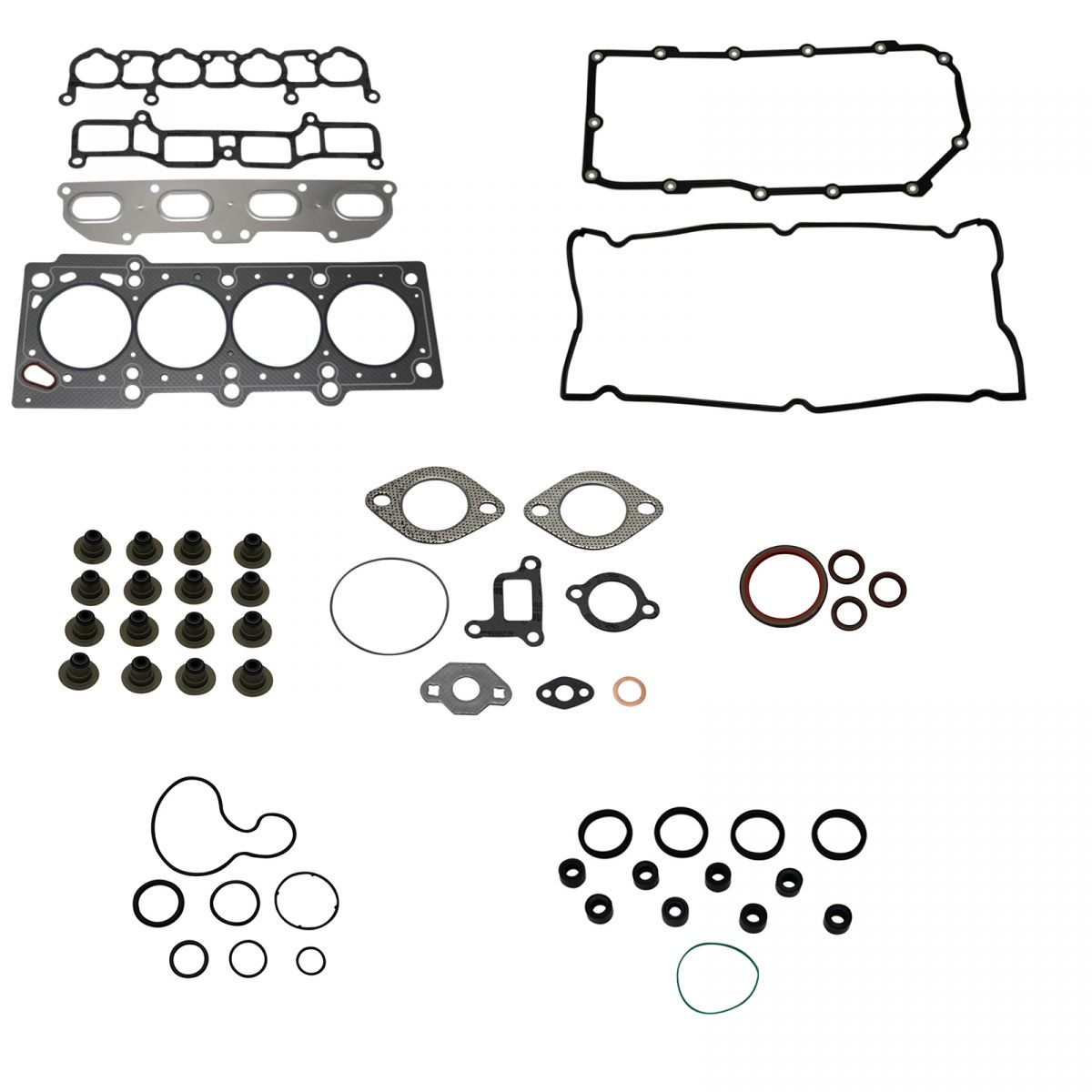 ANPART Automotive Replacement Parts Engine Kits Oil Pan Gasket Sets Fit Plymouth Neon 4-Door