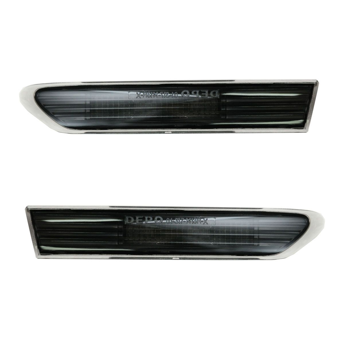 Performance Smoked LED Fender Mounted Side Marker Lamp