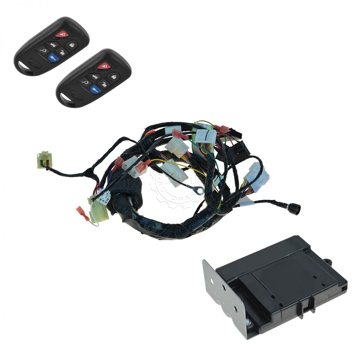 OEM Remote Starter System Kit For 11-13 Hyundai Sonata