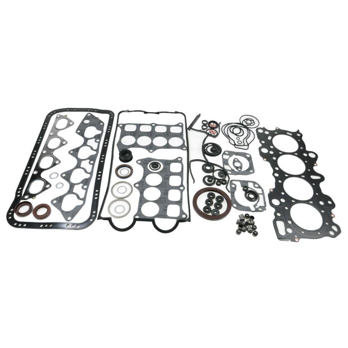 Complete Engine Gasket Set Kit For Honda Civic Del Sol