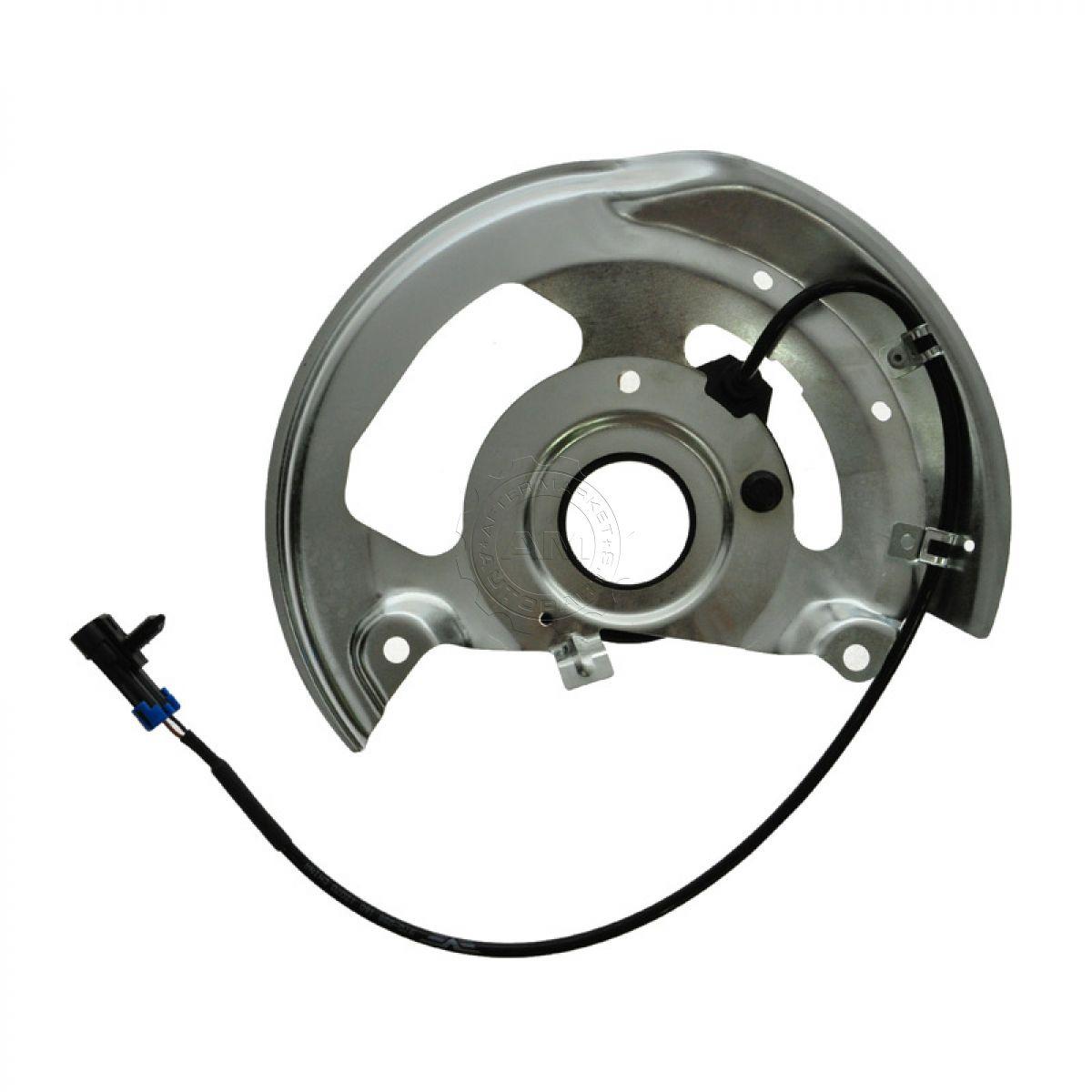 Front Wheel Abs Sensor W   Harness  U0026 Dust Shield Right Rh