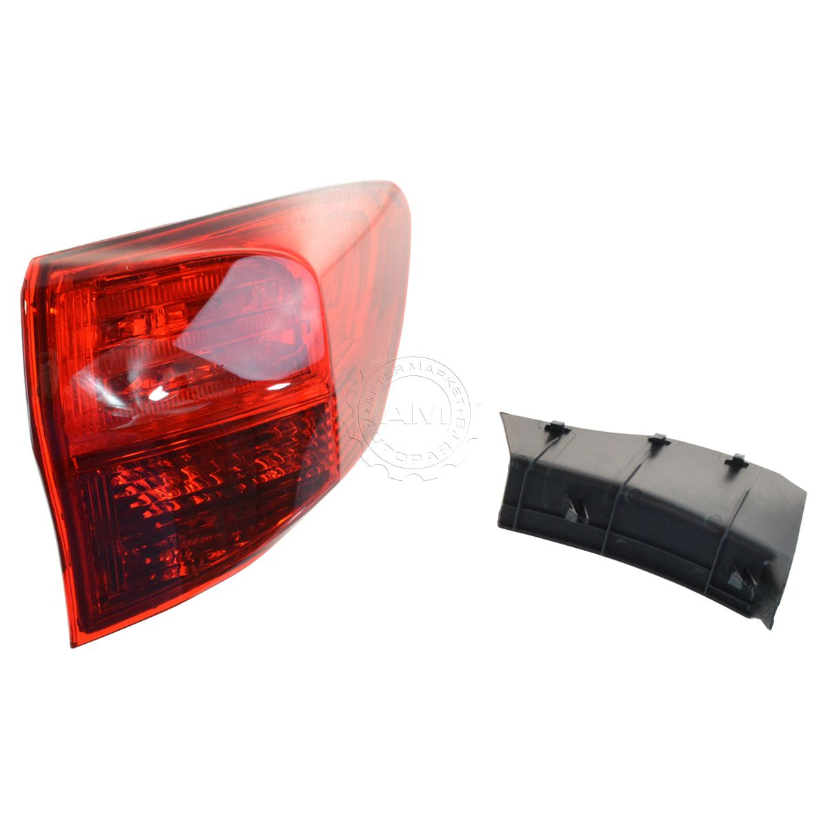 Tail Light Lamp Outer RH Right Passenger Side For 13-14