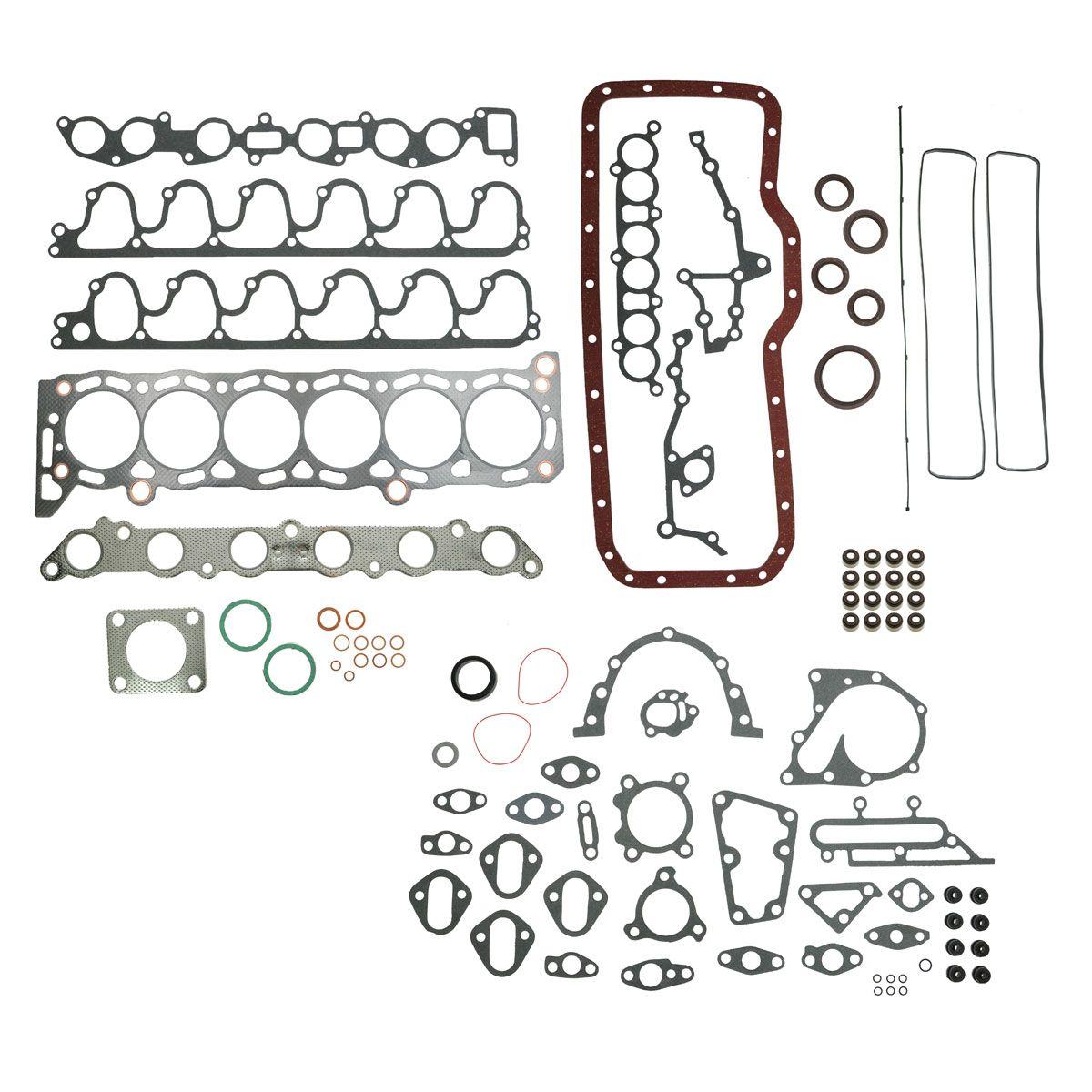 5mge Toyota Engine Parts Diagram Start Building A Wiring Motor Complete Head Manifold Gasket Set For Supra Rh Ebay Com 20r