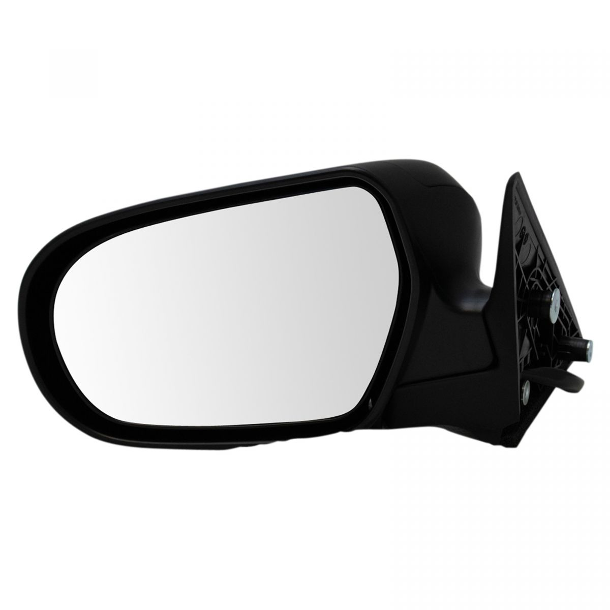 Power Heated Mirror Textured Driver Side Left Lh For 05 09