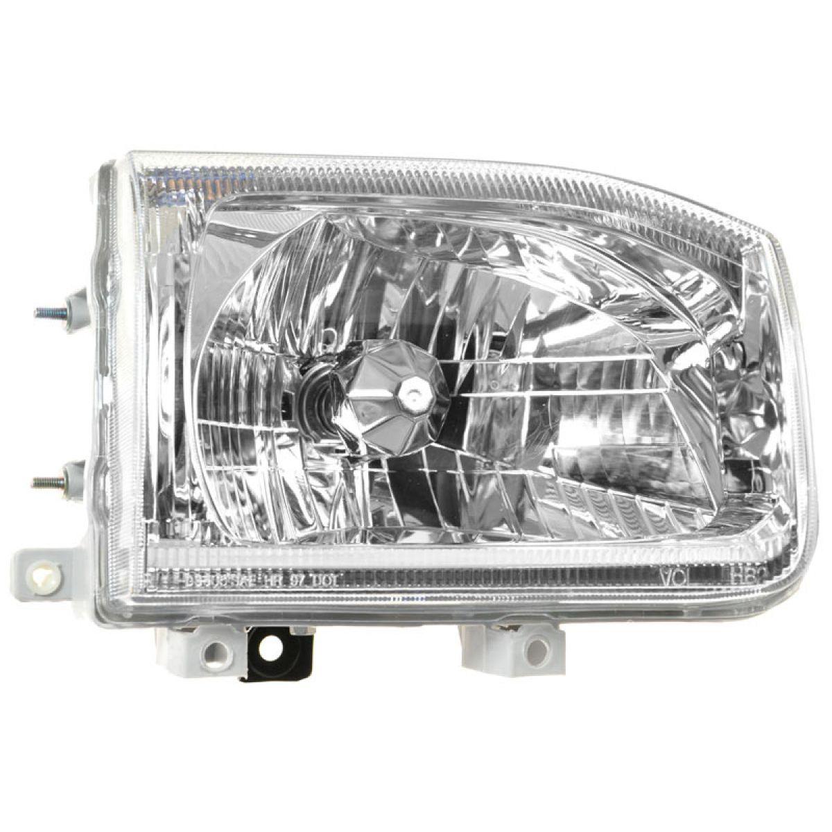 For 1999-2004 Nissan Pathfinder Headlight Head Lamp Passenger Side RH