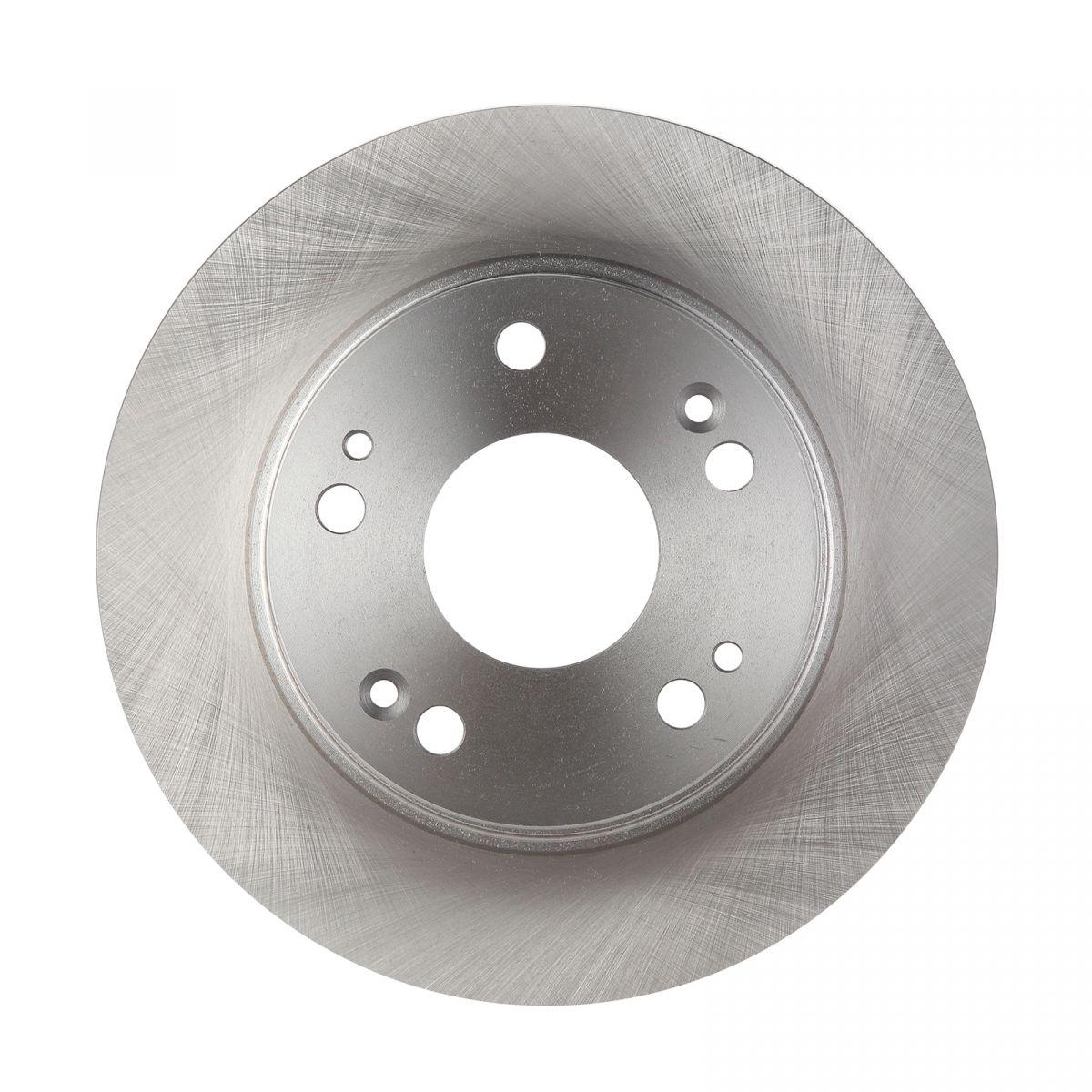 Rear Disc Brake Rotor Pair Set For Honda Accord Acura TSX