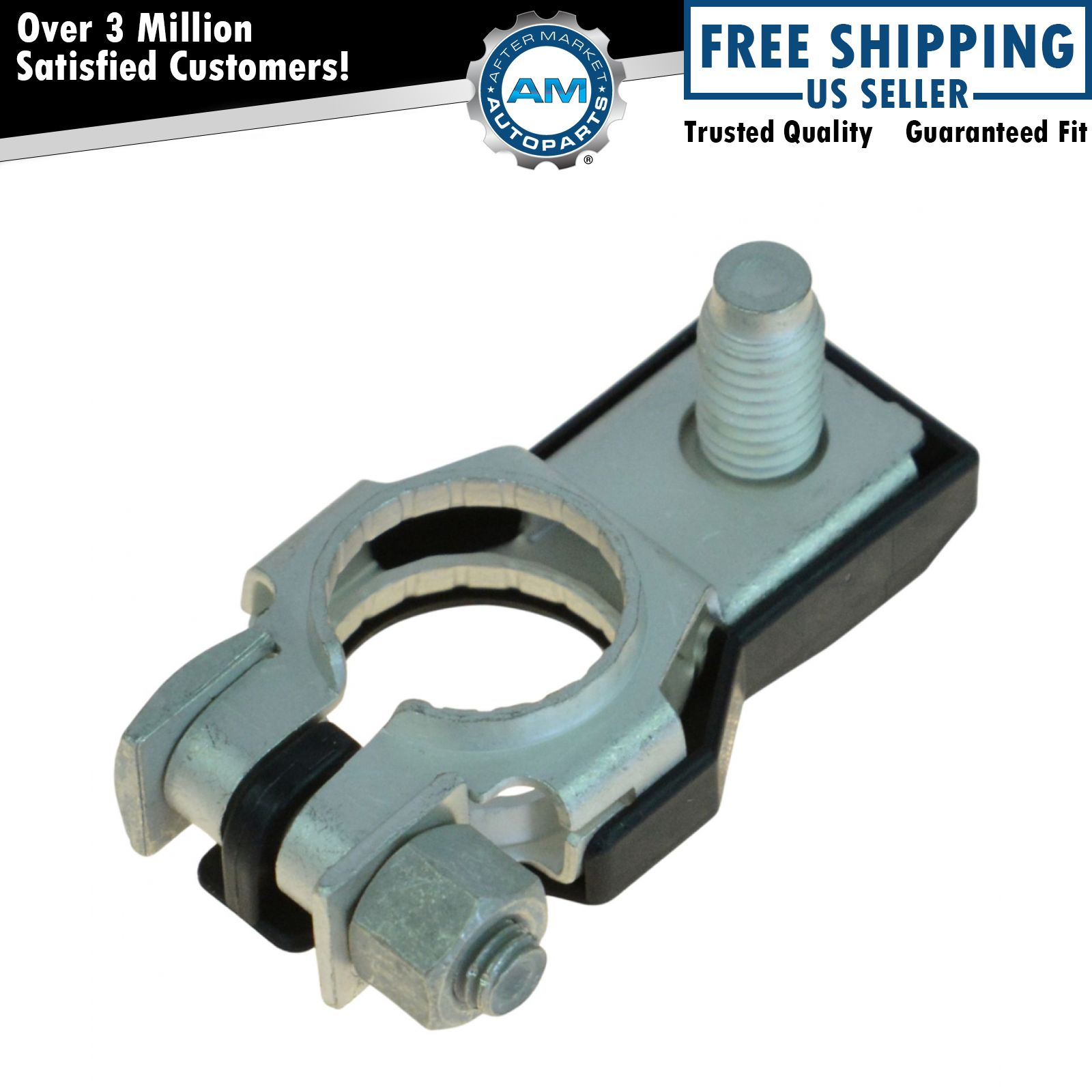 Battery Cables And Terminals : Oem f positive battery terminal end connector for