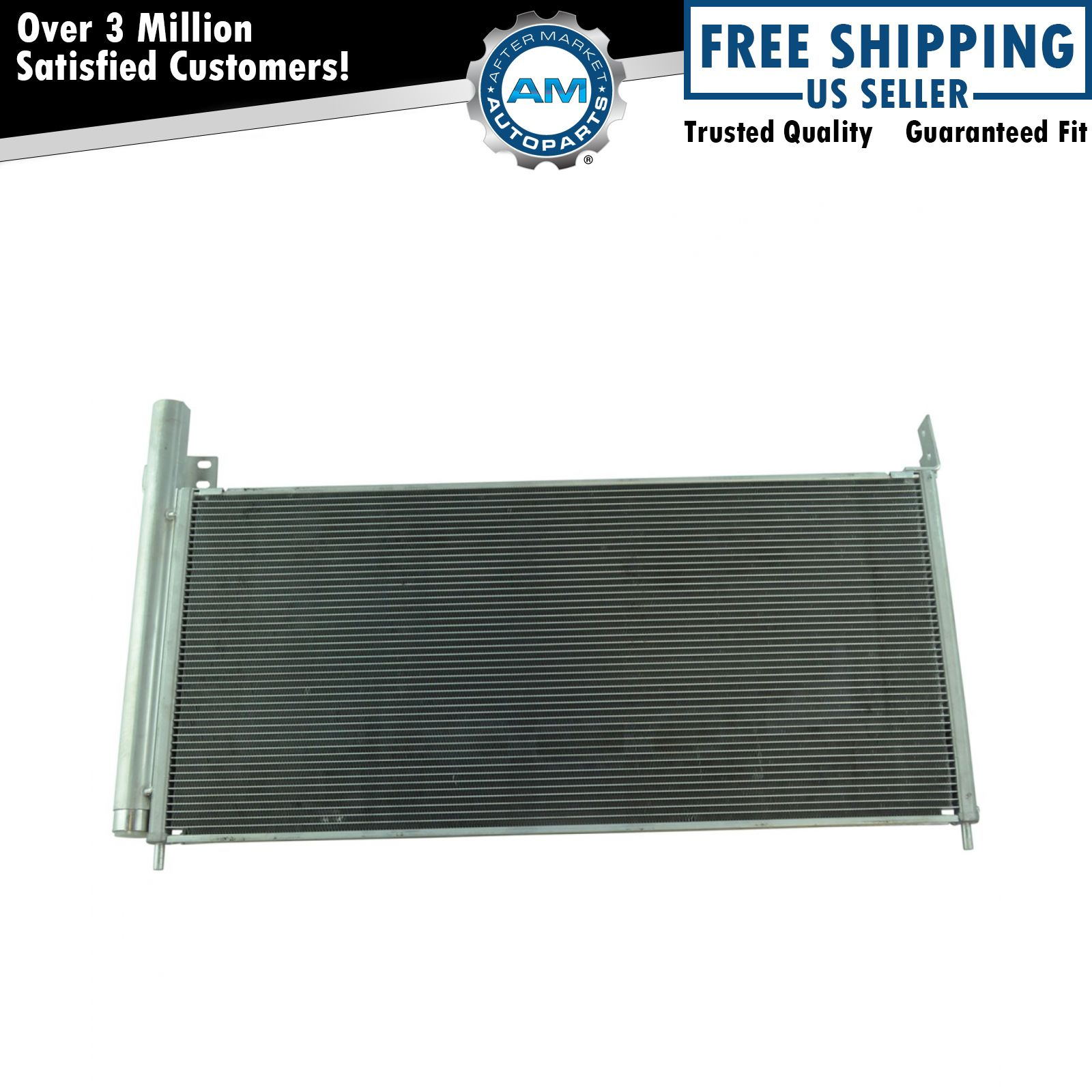 AC Condenser A//C Air Conditioning with Receiver Dryer for Prius CT200H New