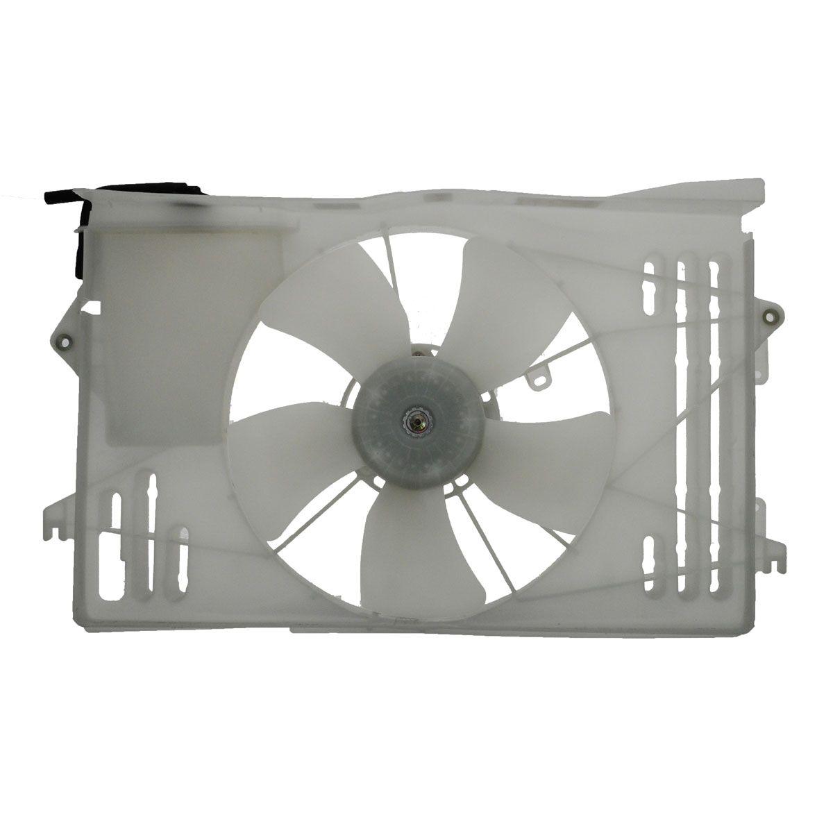 Radiator Cooling Fan Motor Assembly For Toyota Matrix Corolla Vibe 2006 Electrical Wiring Diagram Manual Ebay