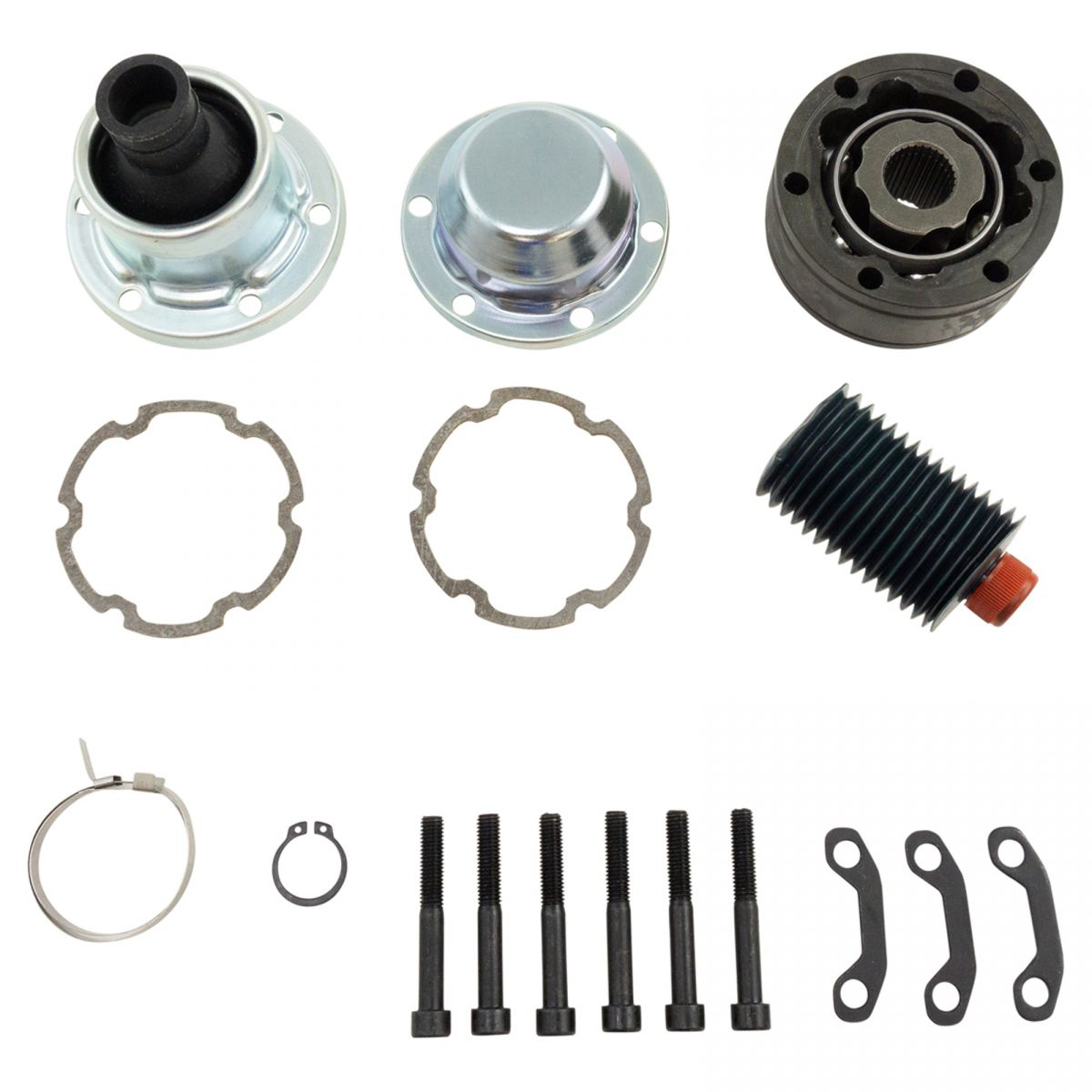 Rear Drive Prop Shaft High Speed CV Joint Forward Repair Kit for Equinox Terrain