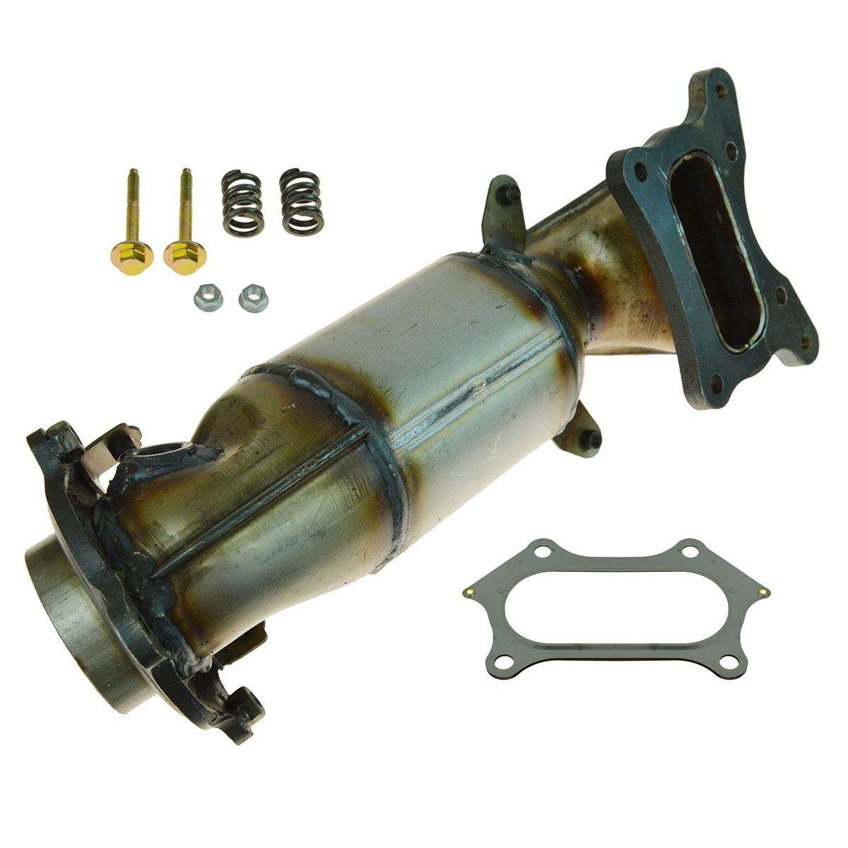 Exhaust Manifold Catalytic Converter Direct Fit For Honda