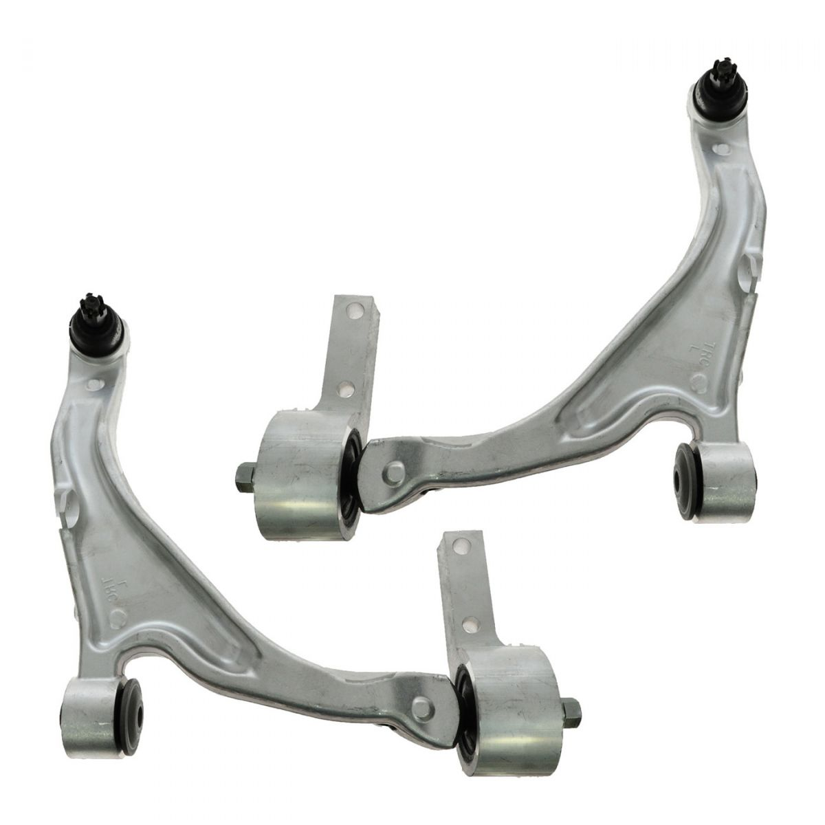 Front Lower Control Arm With Ball Joint Pair Set For Acura