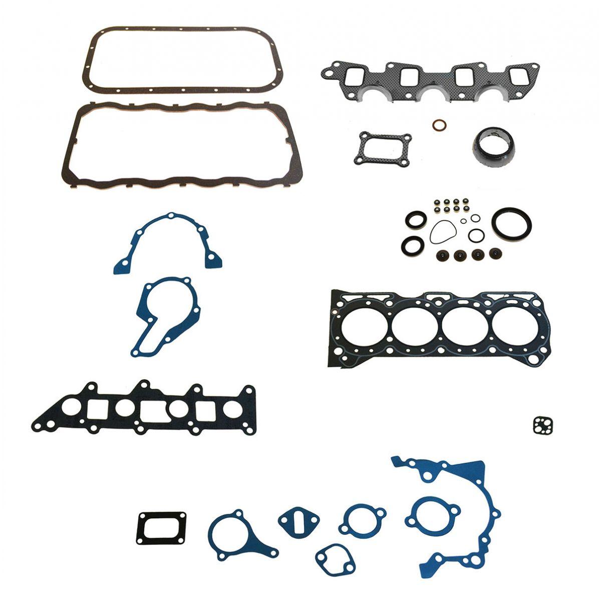 Complete Engine Gasket Set Kit For Suzuki Sidekick Swift Samurai 13 1990 13l