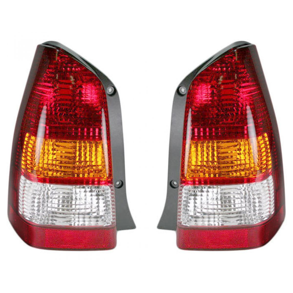 Outer Taillight Taillamp Pair For Mazda Tribute 01