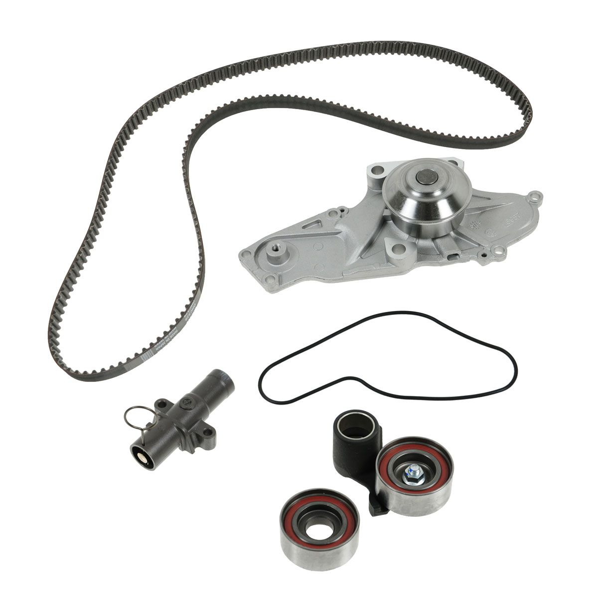 GATES Timing Belt/Water Pump Kit For Accord TL MDX Pickup