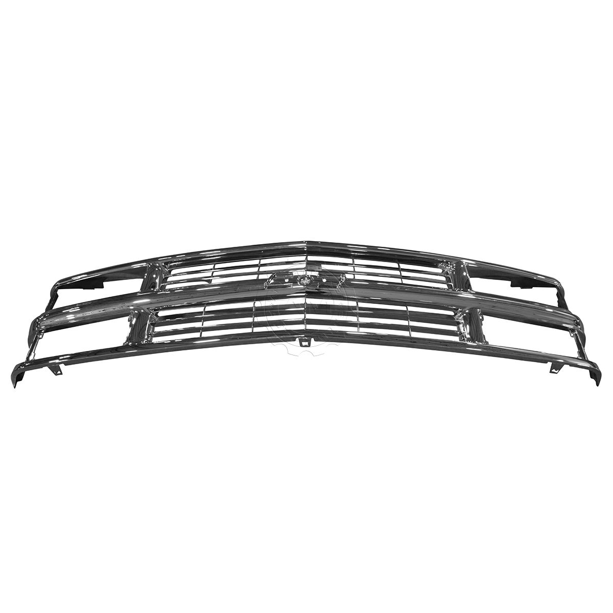 grille grill chrome front end for chevy c  k pickup truck suburban tahoe blazer 192659119612
