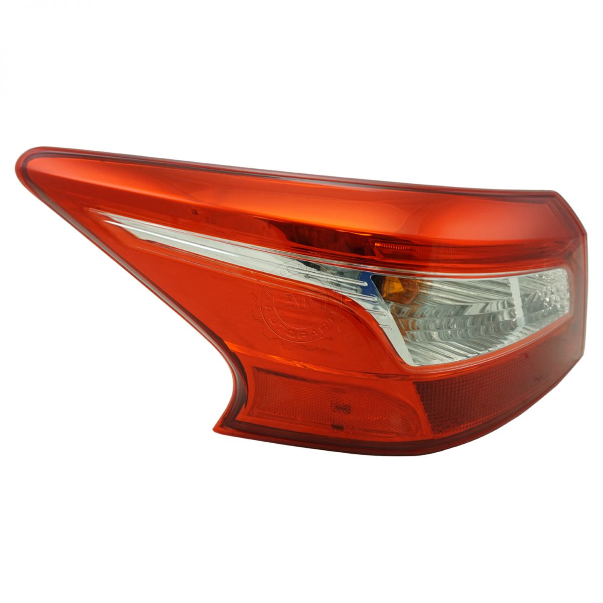 New Left Driver Tail Light With Bulbs Fit For 2016 2017