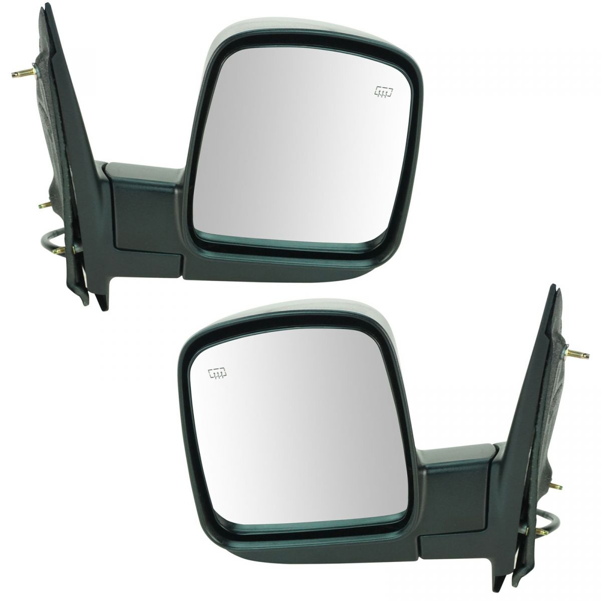 Power Heated Folding Signal Right Side Mirror Fits 03-07 Chevrolet Express 2500