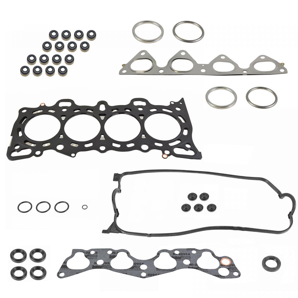 Head Gasket Set Kit For Honda Civic Acura EL 1.6L D16Y5 D16Y7 D16Y8 Engines