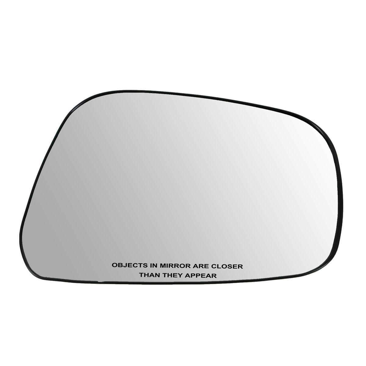 AM Right Passenger Side DOOR MIRROR PLATE For Nissan Xterra,Pathfinder,Frontier
