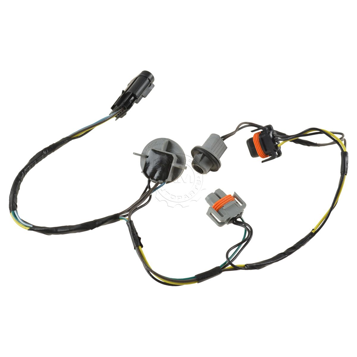 oem 15930264 headlight wiring harness lh or rh side for 08-12 chevy malibu  new