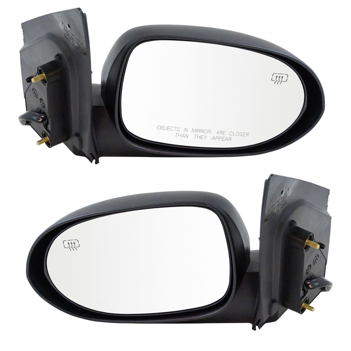 For Dodge Caliber 07-09 Side View Mirror Passenger Side Power View Mirror