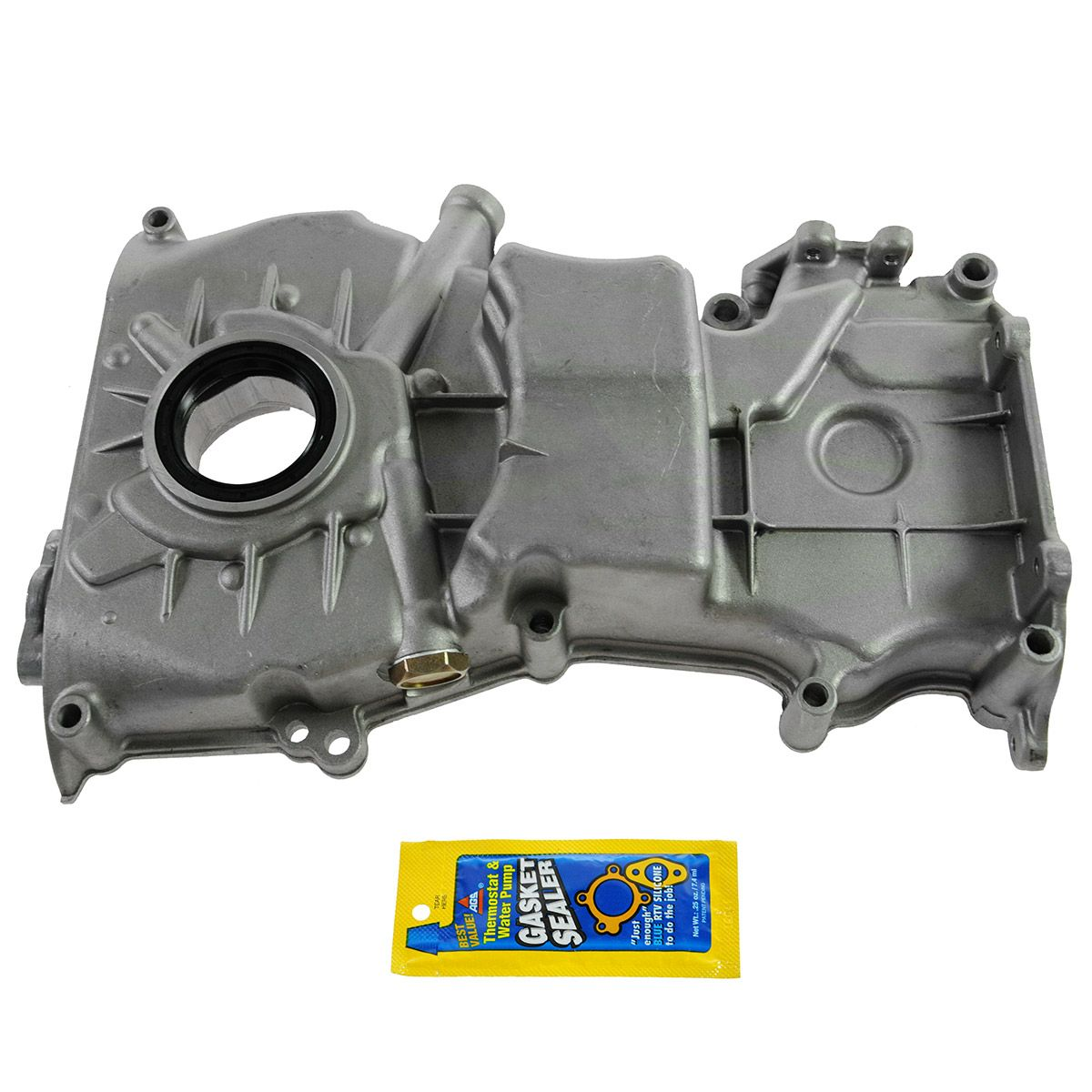 1992 Nissan Stanza Camshaft: Engine Timing Chain Cover For 90-95 Nissan Stanza Axxess 2