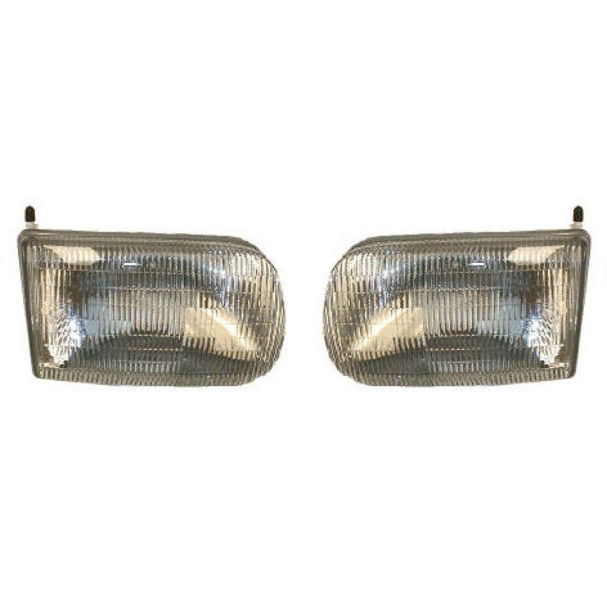 headlight headl pair set for 94 97 mazda pickup b 2300 3000 4000 Mazda Lantis headlight headl pair set for 94 97 mazda pickup b 2300 3000 4000