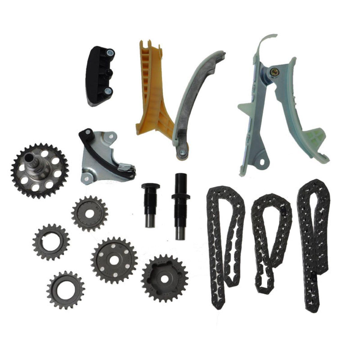 Timing Chain Tensioner Restrictor Set Kit For Explorer