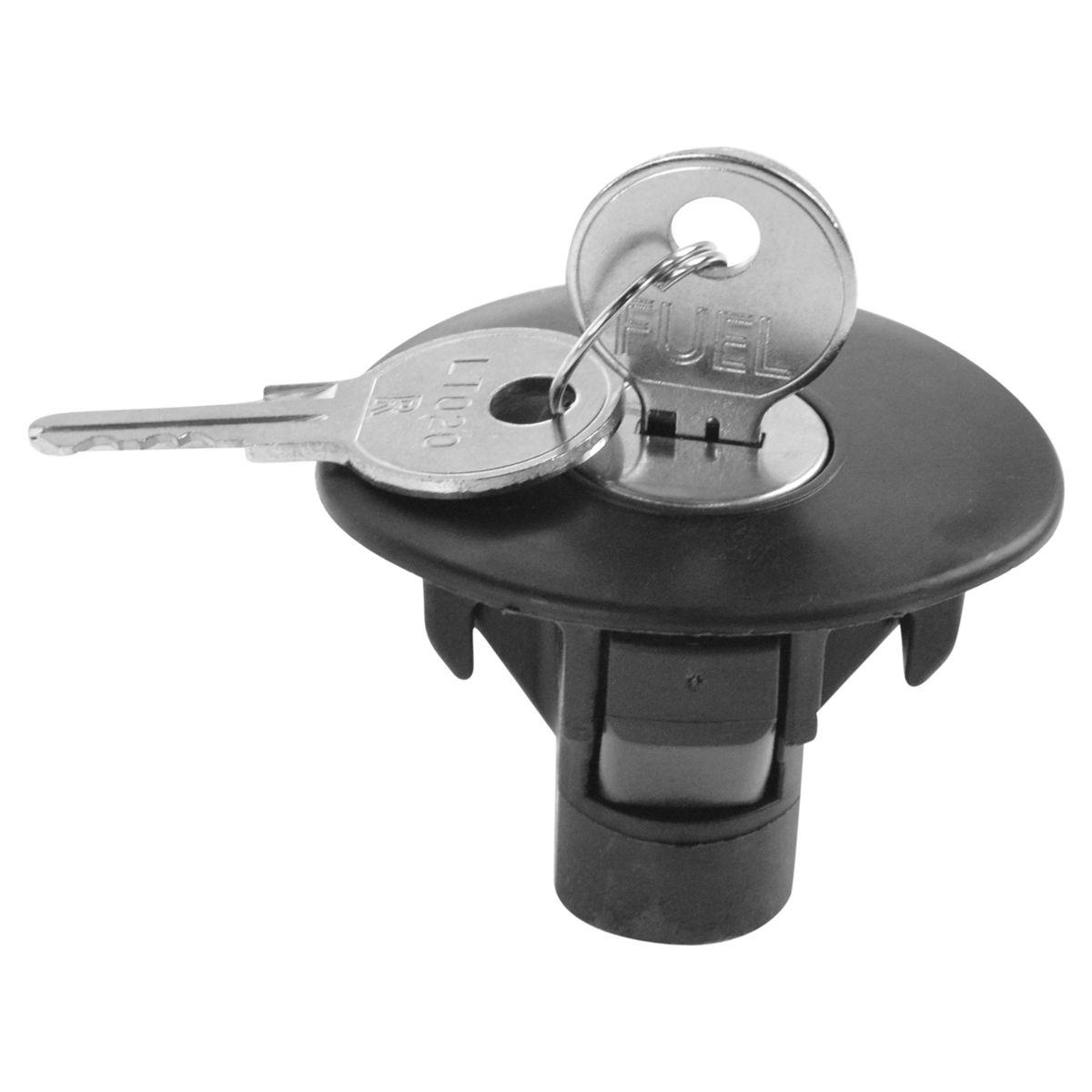 Tamper Proof Security Protect NEW OEM Ford Locking Fuel Plug Gas Cap w// Keys