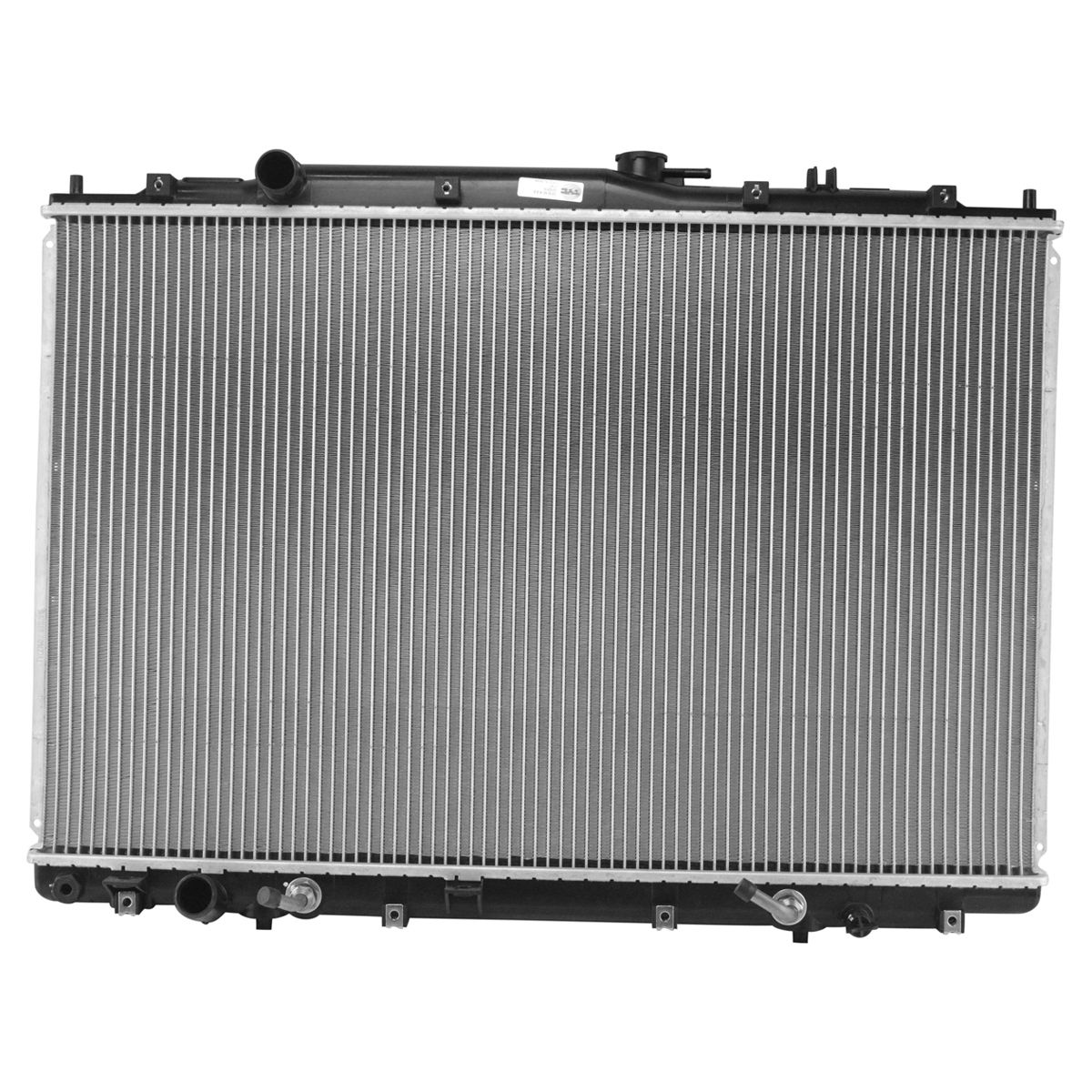 Radiator Assembly Aluminum Core Direct Fit For Acura MDX