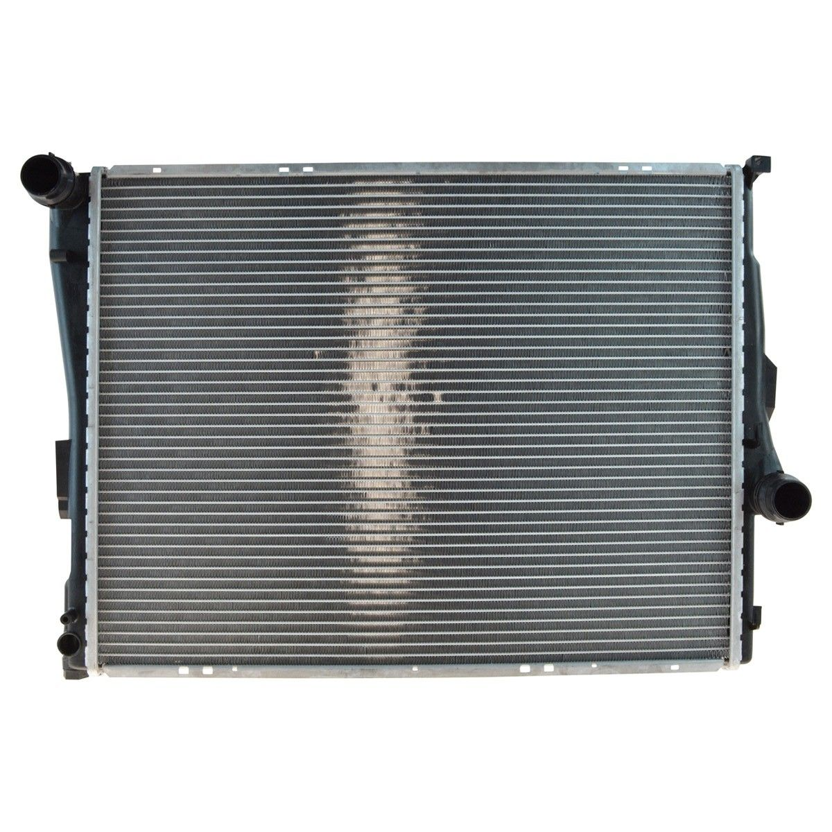 Radiator-1 Row Plastic Tank Aluminum Core Front CSF 3708