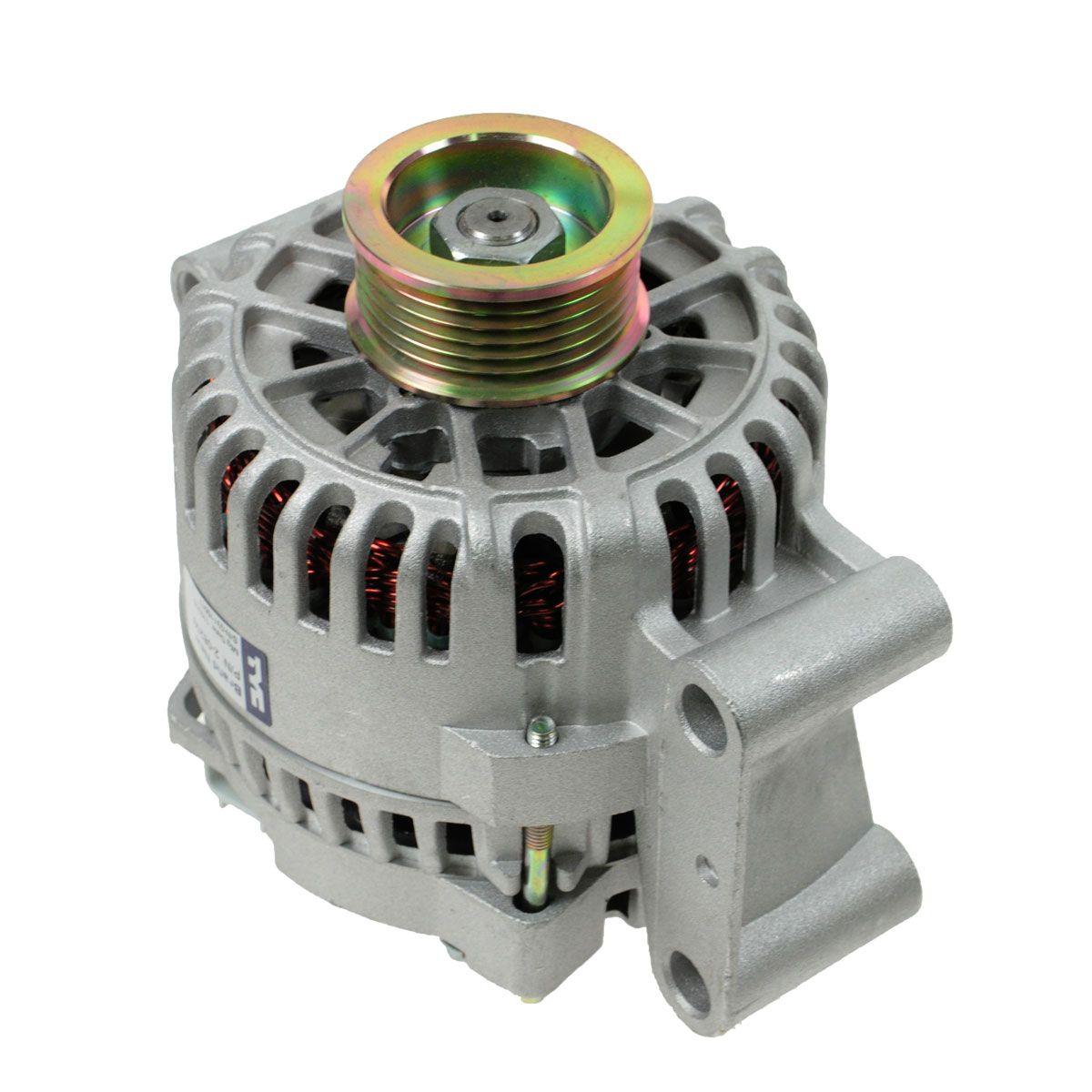 105 amp alternator for 01 04 mazda tribute ford escape 3. Black Bedroom Furniture Sets. Home Design Ideas