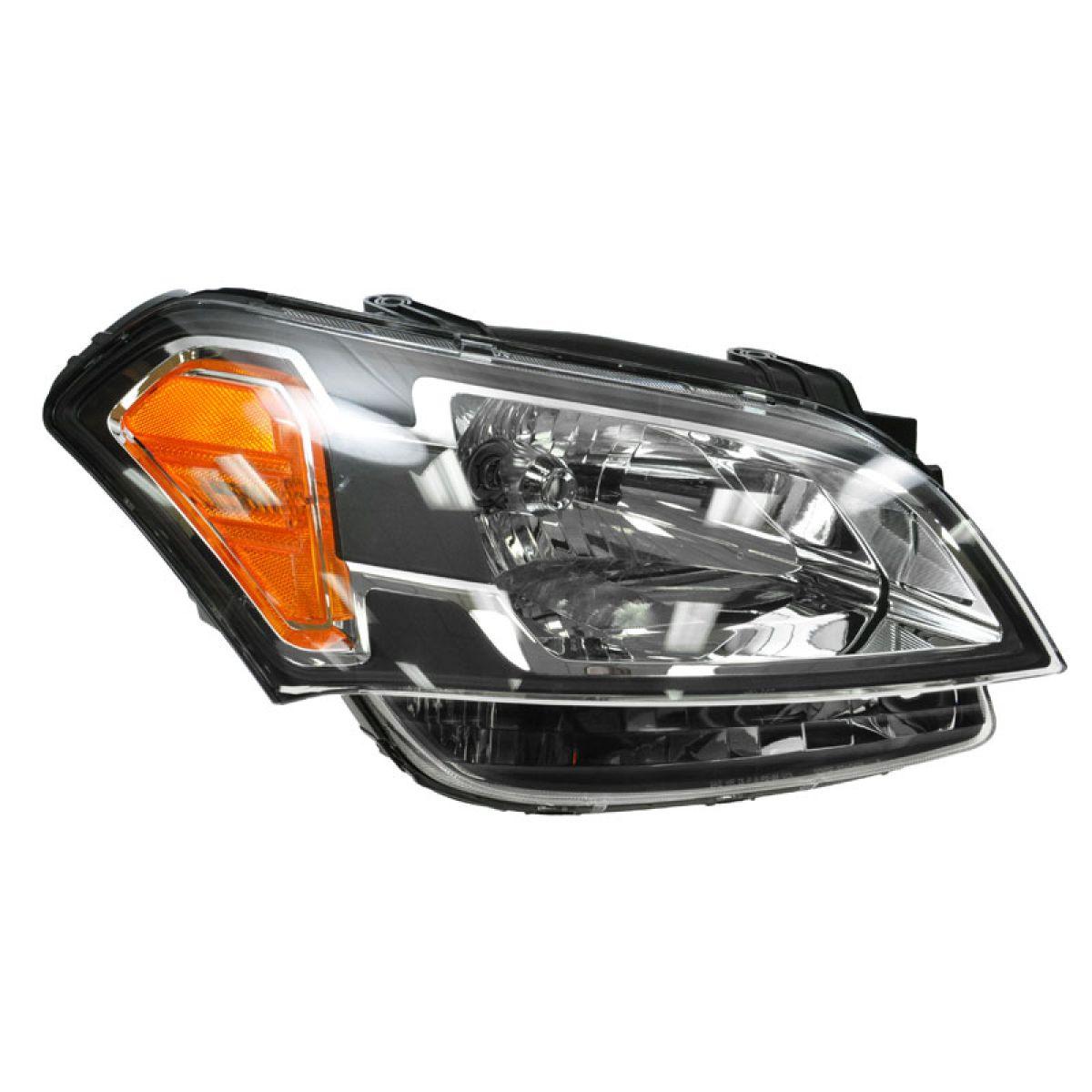 Headlight Headlamp Light Lamp Right Hand Passenger Side Rh