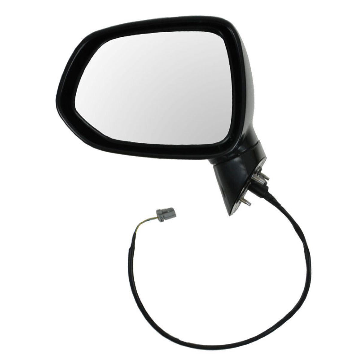 2007-2008 HONDA FIT Driver Side Replacement Mirror Glass