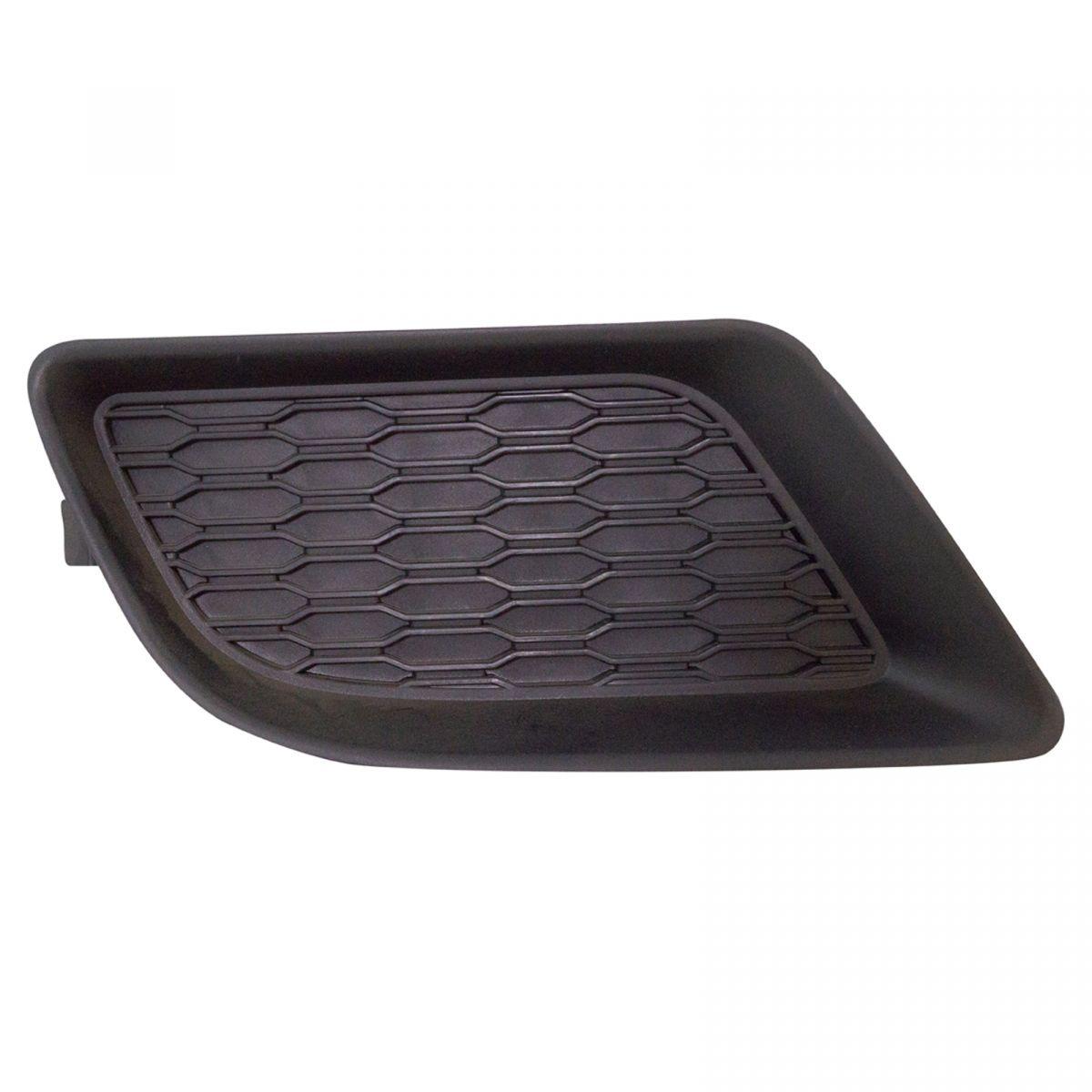 Textured Black For Charger 11-14 Plastic Driver Side Fog Light Trim