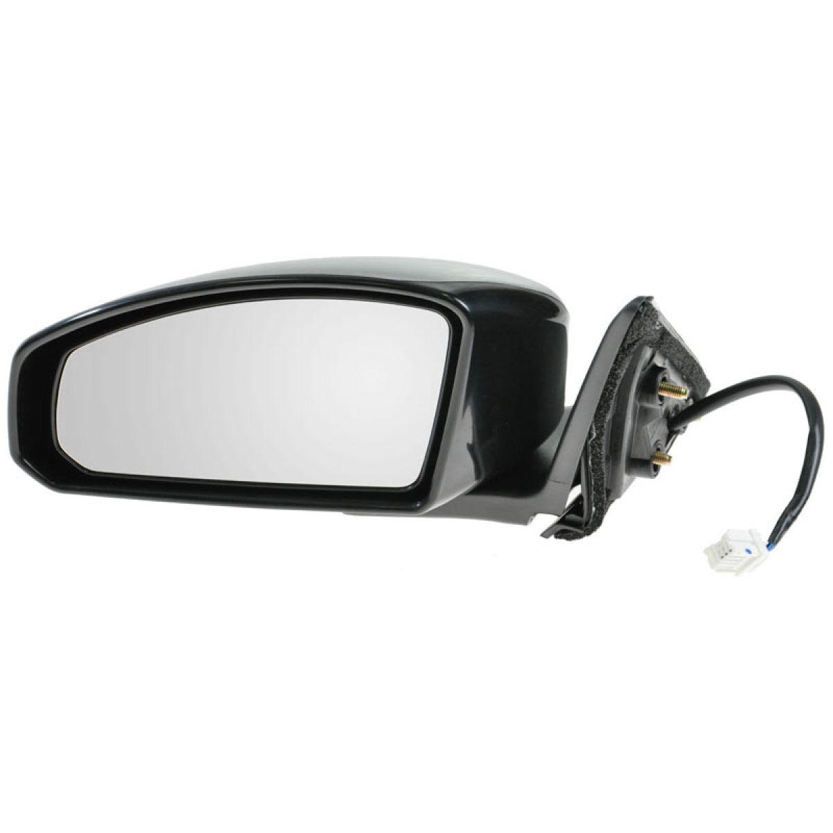 Power Side View Mirror Textured Driver Left LH for 03-07 Ion 4 Door Sedan New