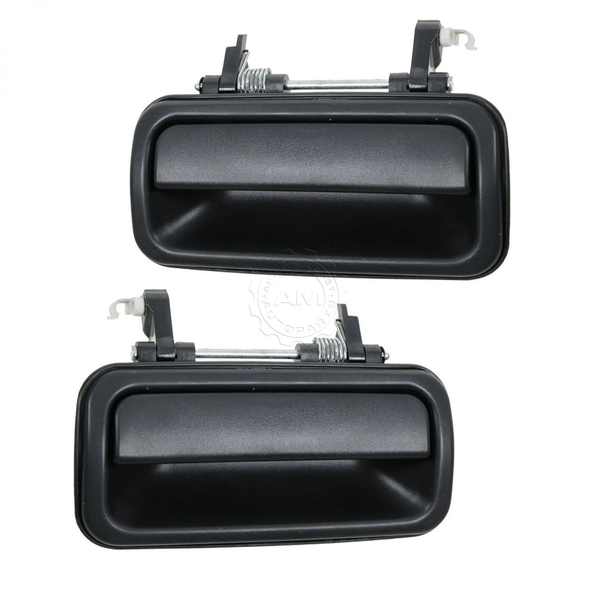fits Jeep Outside Outer Exterior Door Handle Passenger Rear Right Textured Black
