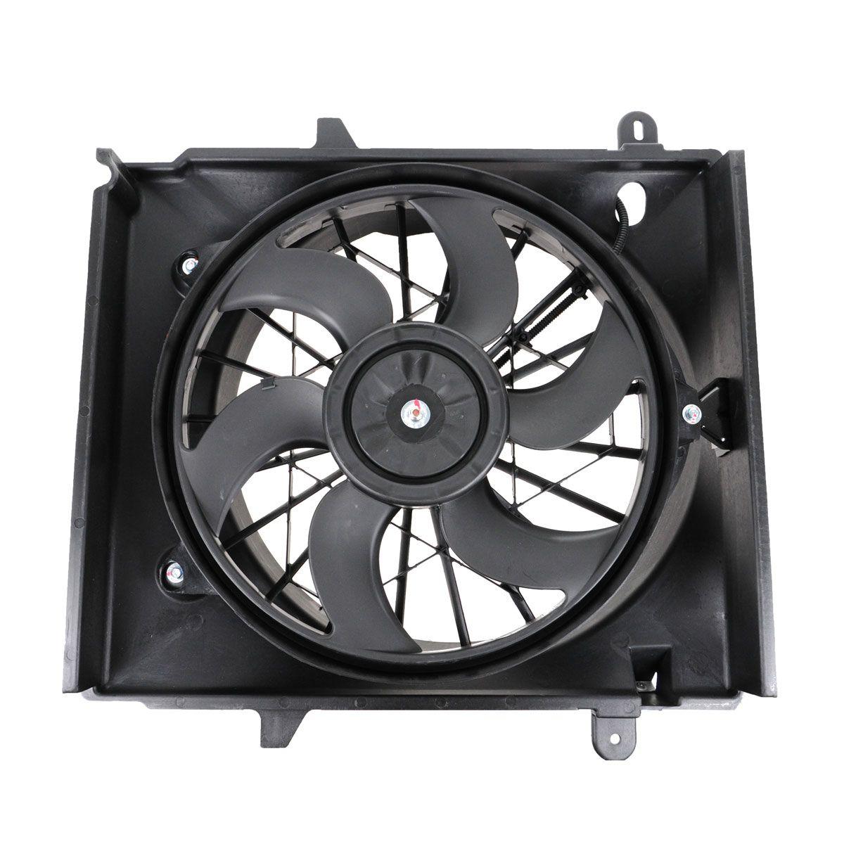 Radiator Cooling Fan Motor Blade Shroud For 01 09 Ranger Mazda Pickup 2 3l 192659712905 Ebay