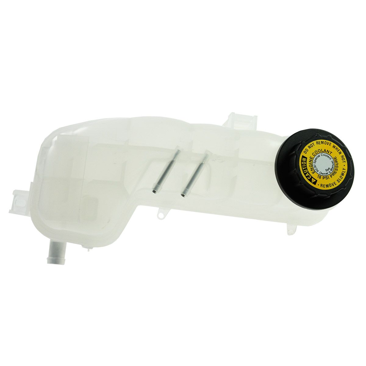 Coolant Reservoir Expansion Recovery Tank with Cap for Chevrolet Malibu Cavalier Oldsmobile Cutlass Pontiac Sunfire
