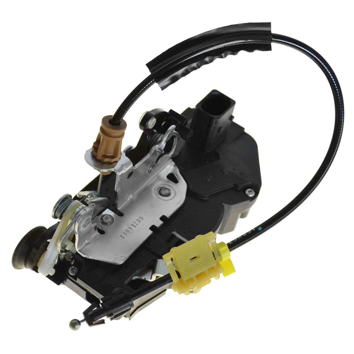 Gm Power Door Lock Actuator Latch Rear Left Lh For Silverado Sierra Crew Cab Ebay