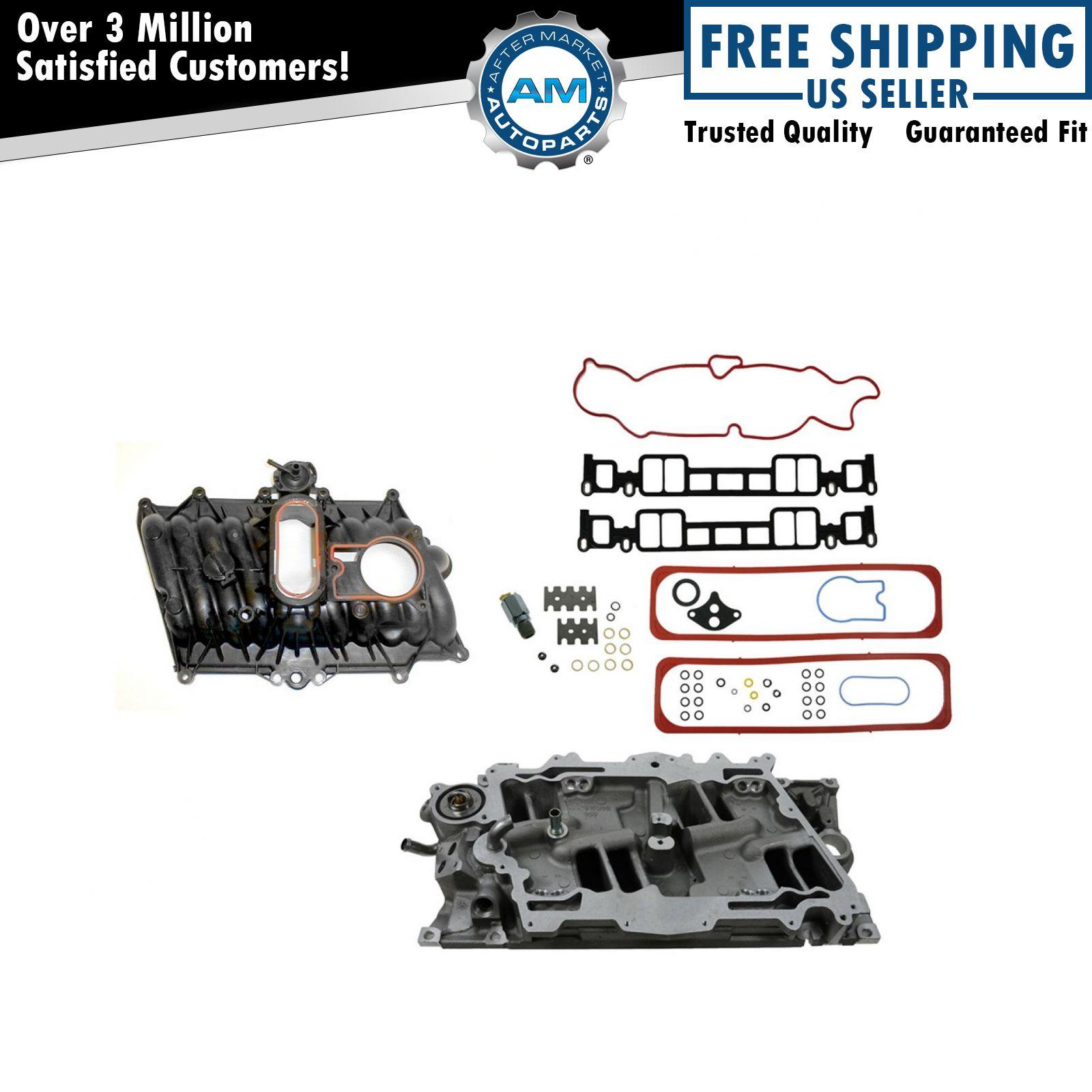Dorman Upper Lower Intake Manifold Kit For Chevy GMC Truck