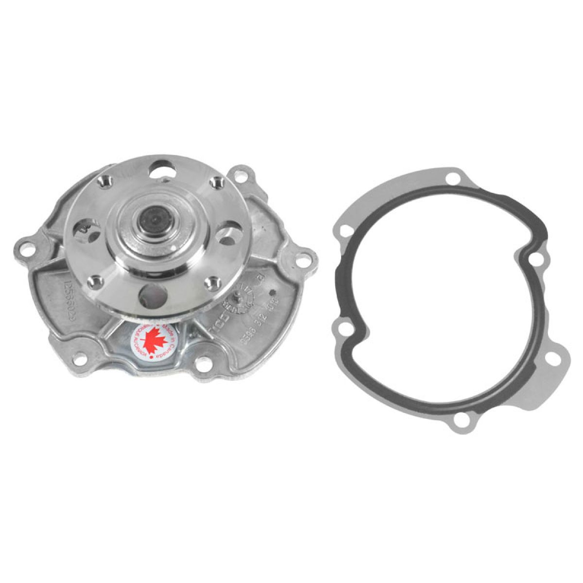 Engine Water Pump Fit 2010 BUICK LACROSSE V6 3.0L /& 3.6L