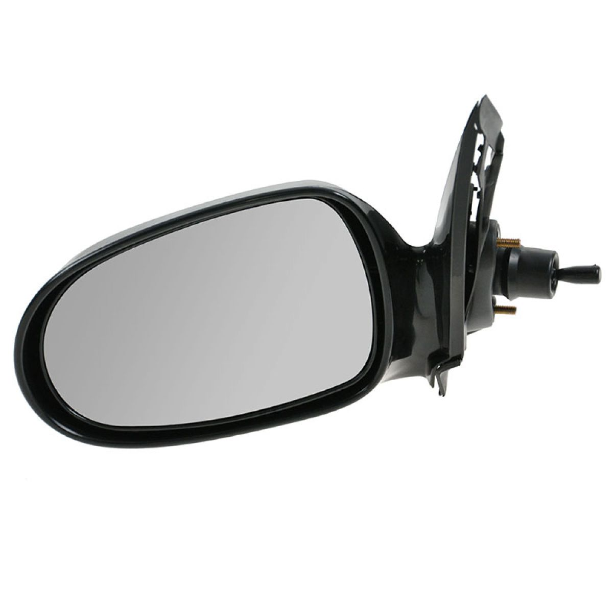 Manual Remote Side View Mirror Driver Left Lh For 00 06 Nissan 1997 Sentra Gxe
