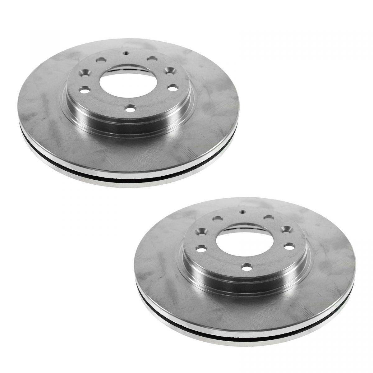 Nakamoto Front /& Rear Ceramic Brake Pad /& Rotor Kit LH /& RH Sides for Mazda CX-7